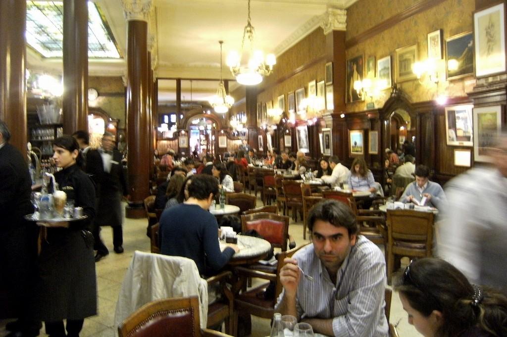 Argentina - Buenos Aires - Cafe Tortoni - 2 (1024x681)
