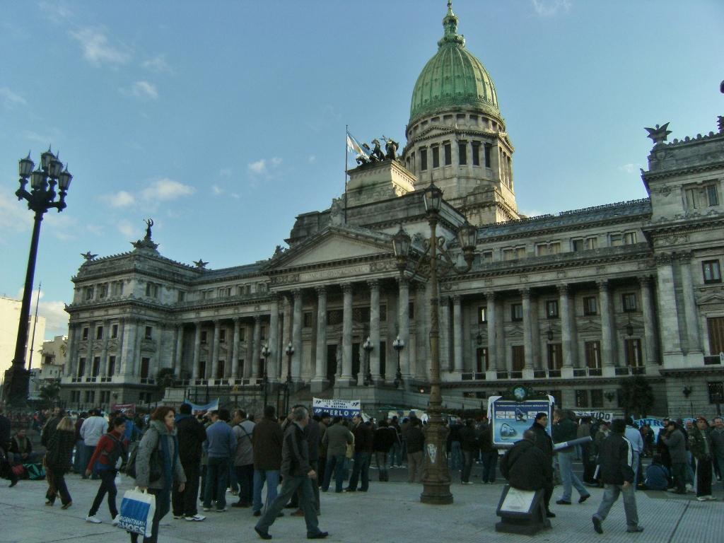 Argentina - Buenos Aires - Congresso (1024x768)