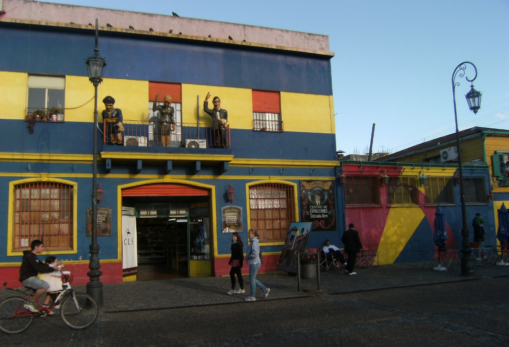 Argentina - Buenos Aires - La Boca - Caminito - 1 (1024x698)