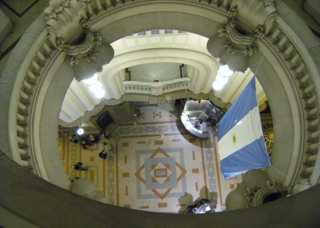 Argentina - Buenos Aires - Palacio Barolo - 5 (1024x730)