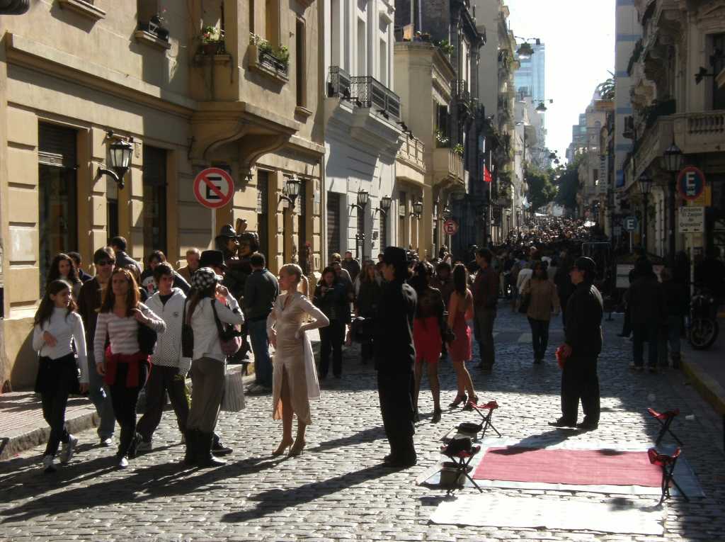 Argentina - Buenos Aires - Plaza Dorrego - 1 (1024x765)