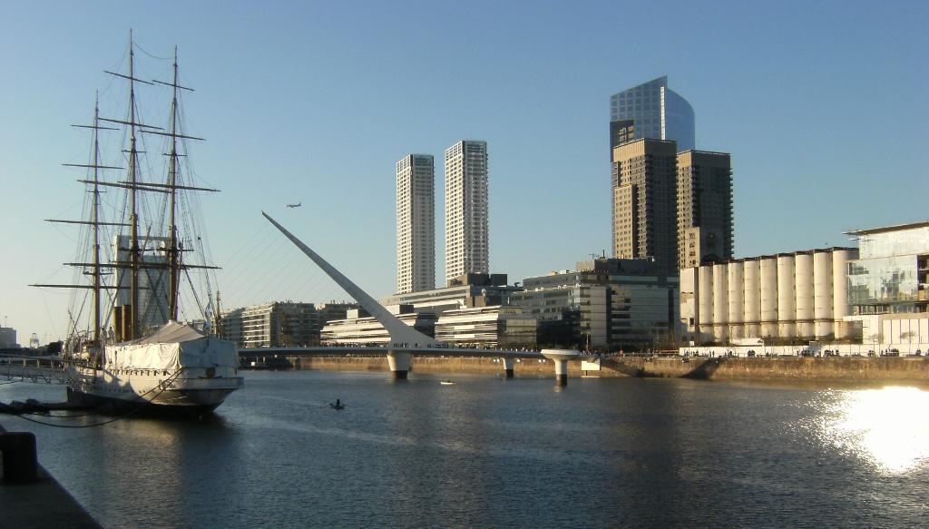 Argentina - Buenos Aires - Puente de la Mujer - 2 (1024x583)