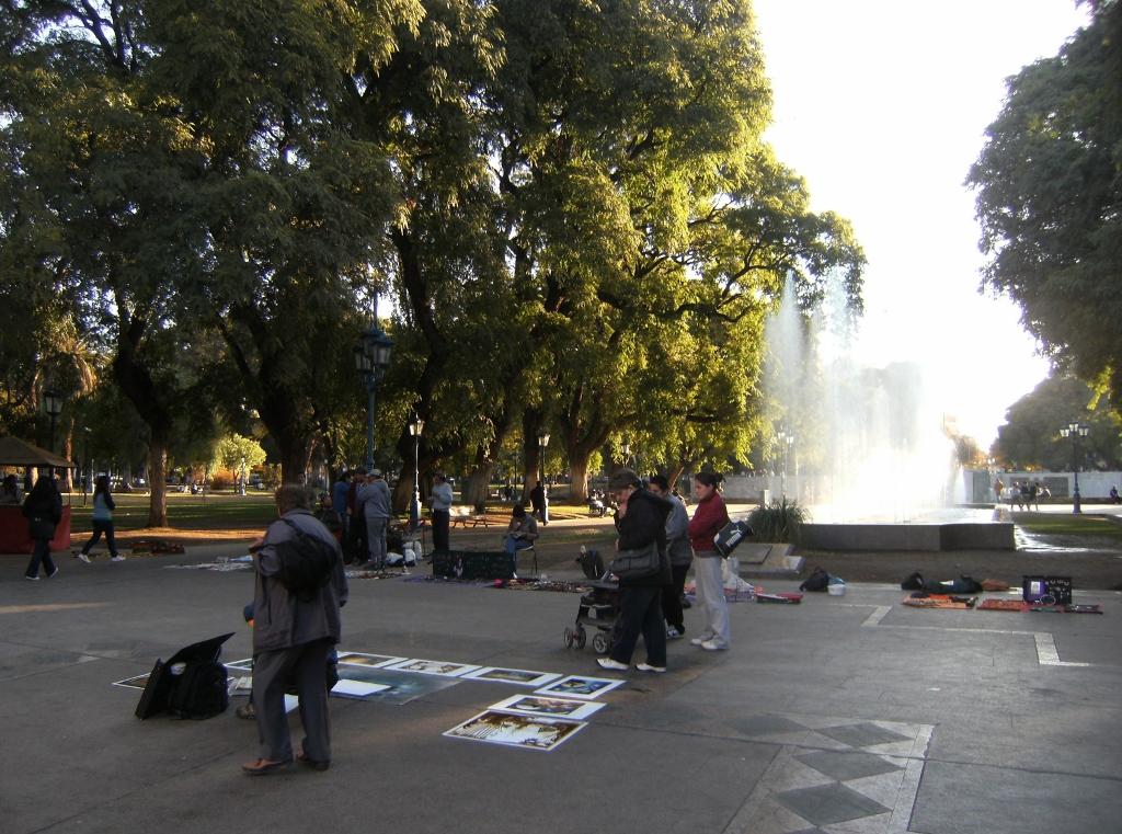 Argentina - Mendoza - Park - 2 (1024x761)