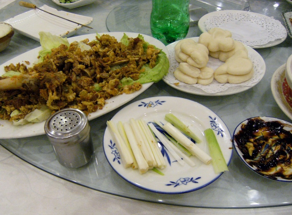 China - Beijing - Crispy Lamb and Whole Fish - 1 (1024x756)