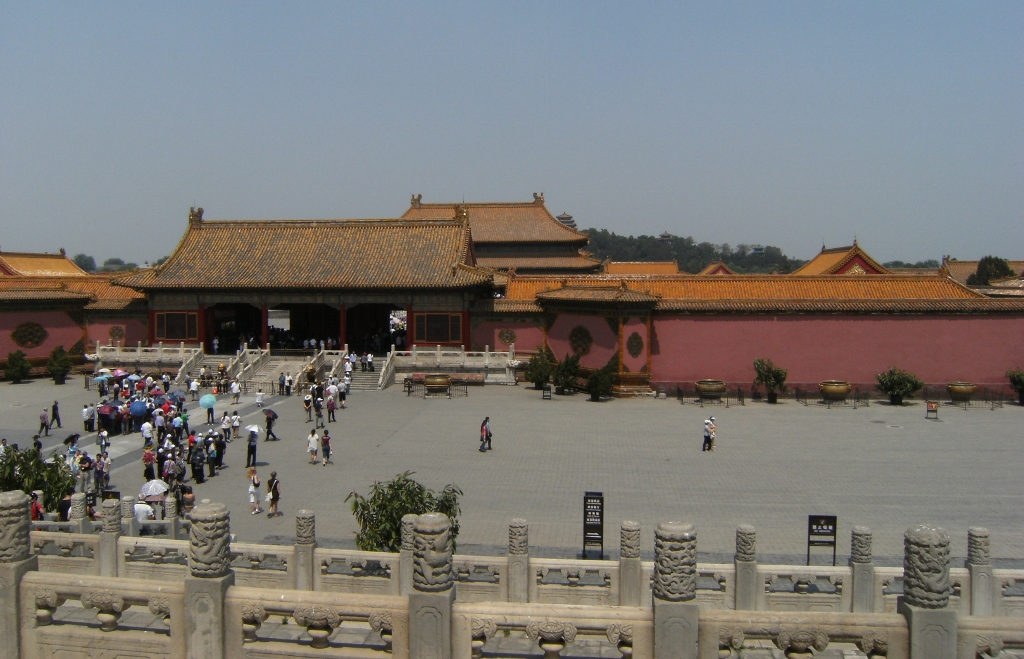 China - Beijing - Forbidden City - 15 (1024x659)