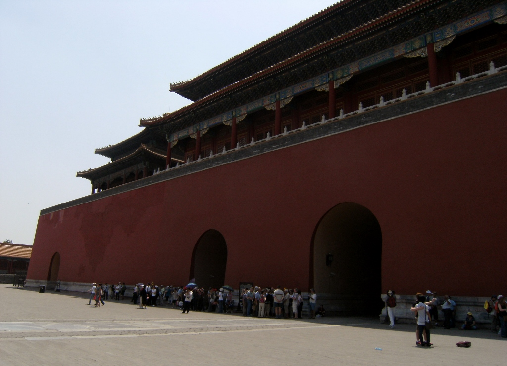 China - Beijing - Forbidden City - 5 (1024x741)