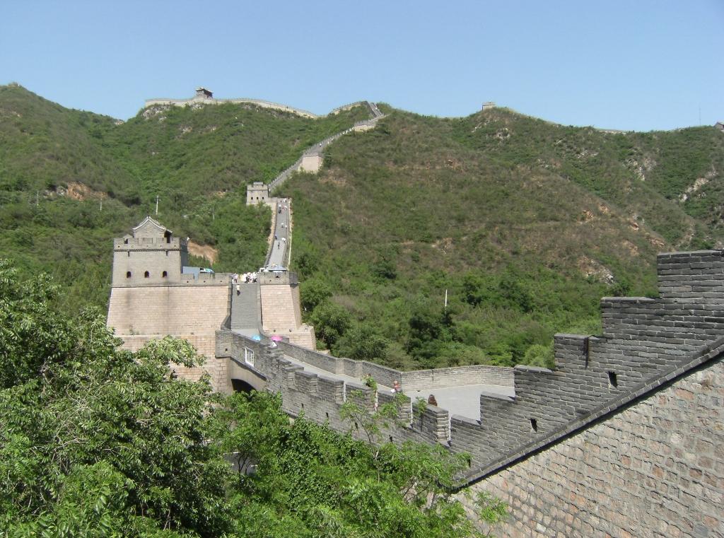 China - Beijing - Great Wall - 1 (1024x761)