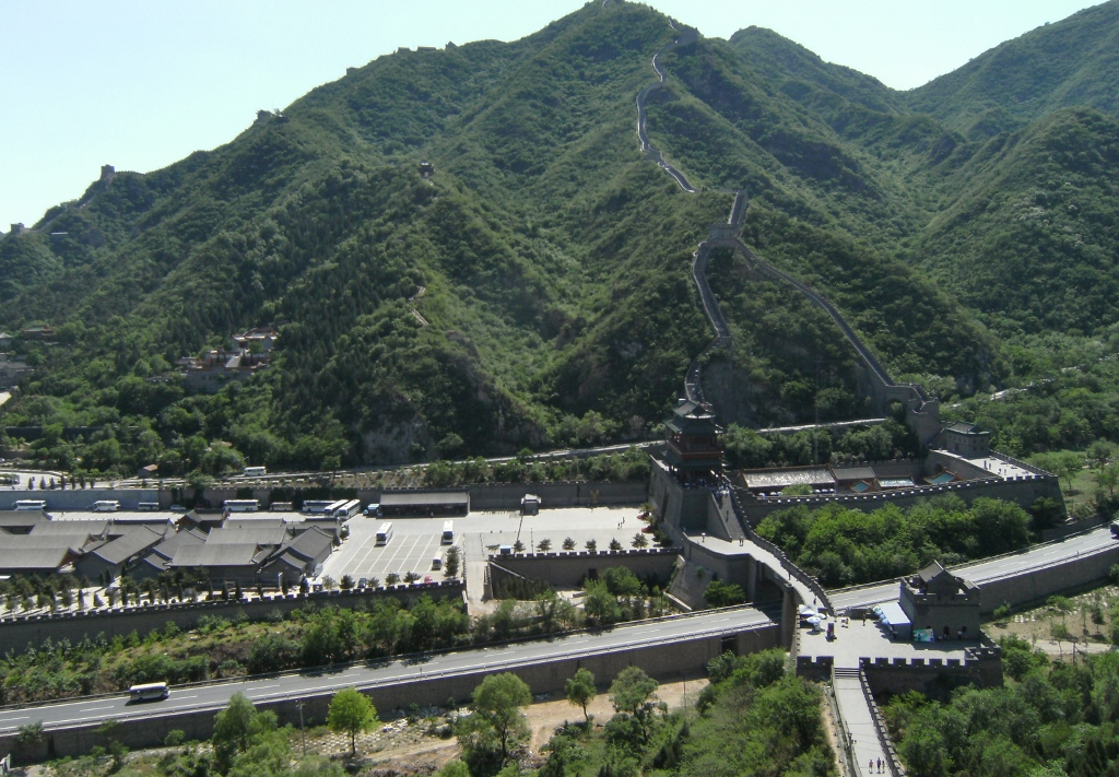 China - Beijing - Great Wall - 2 (1024x711)