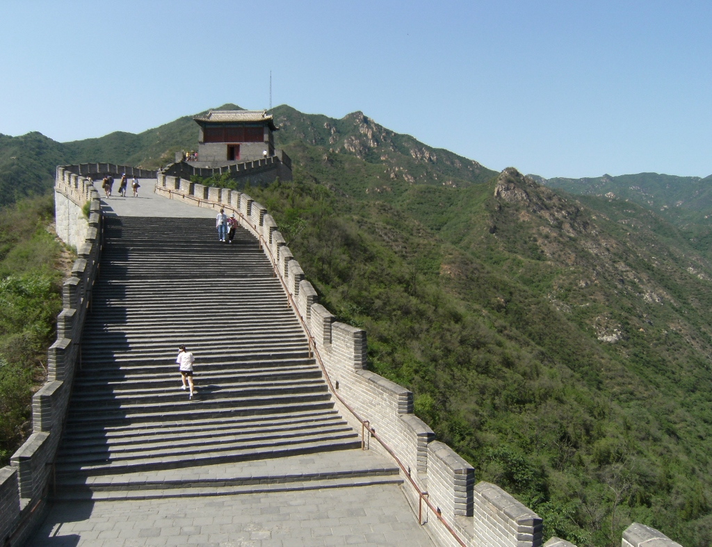 China - Beijing - Great Wall - 4 (1024x787)