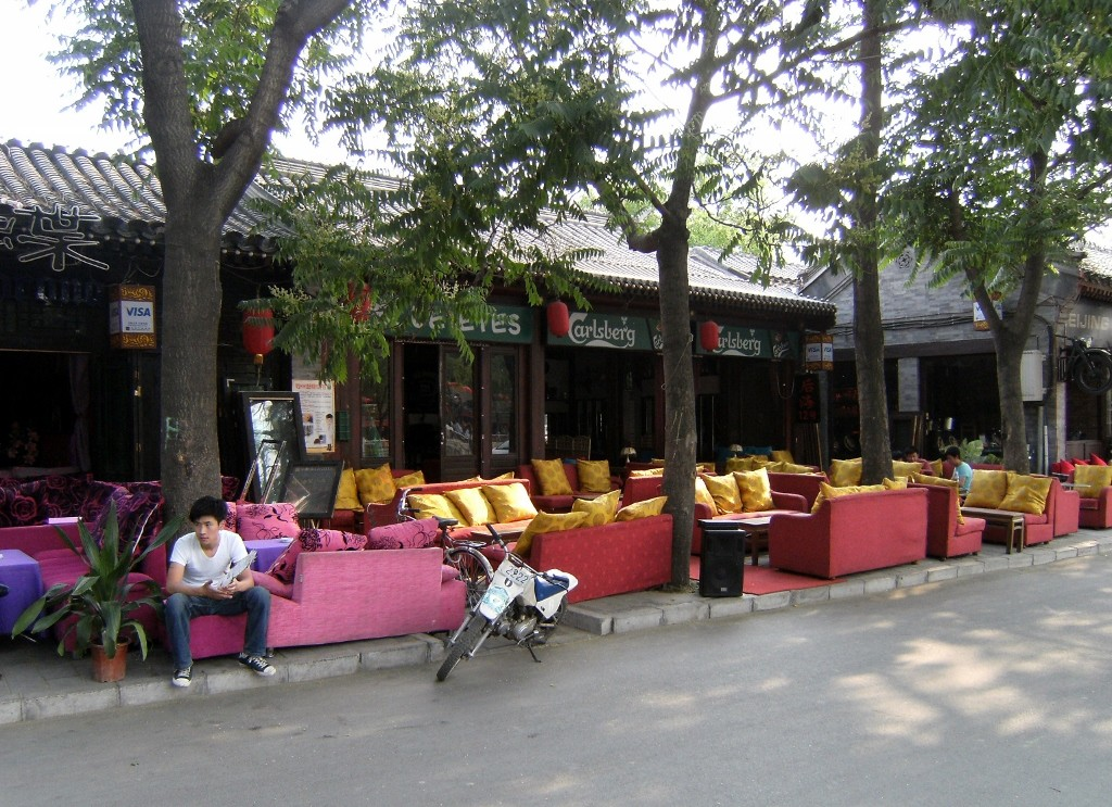 China - Beijing - Houhai - Bars - 1 (1024x743)