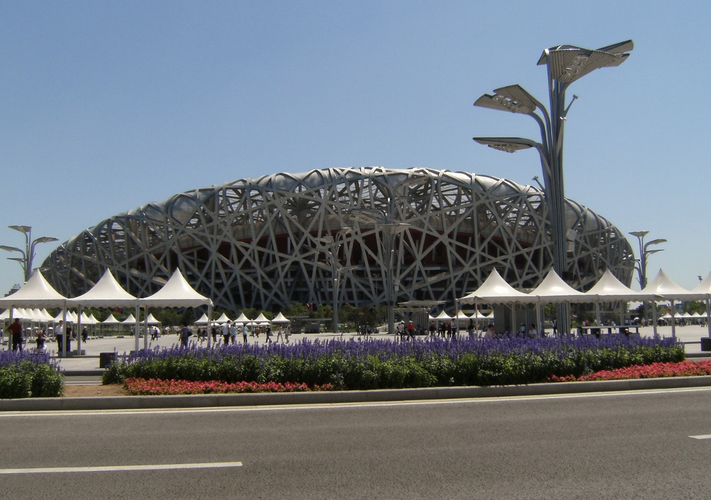 China - Beijing - Olympics - Birds Nest - 1 (1024x721)
