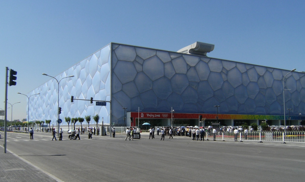 China - Beijing - Olympics - Water Cube - 1 (1024x614)