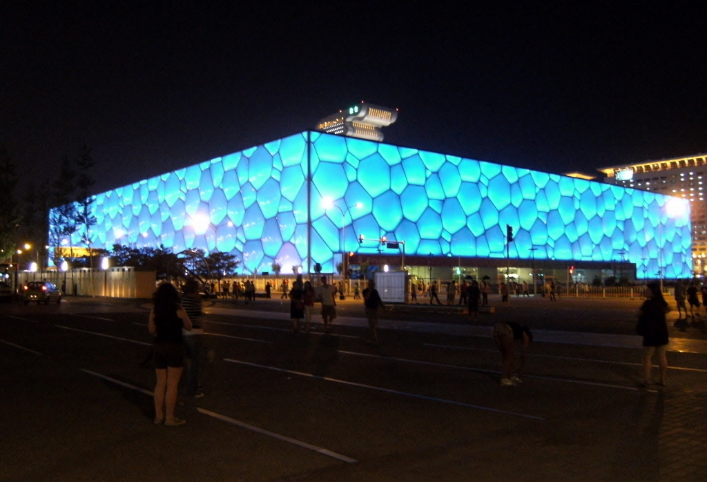 China - Beijing - Olympics - Water Cube - 7 (1024x698)