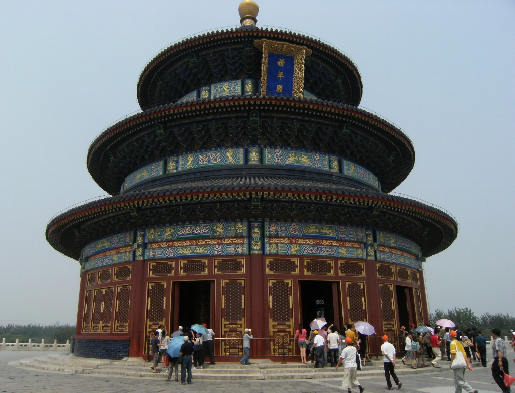 China - Beijing - Temple of Heaven - 4 (1024x781)