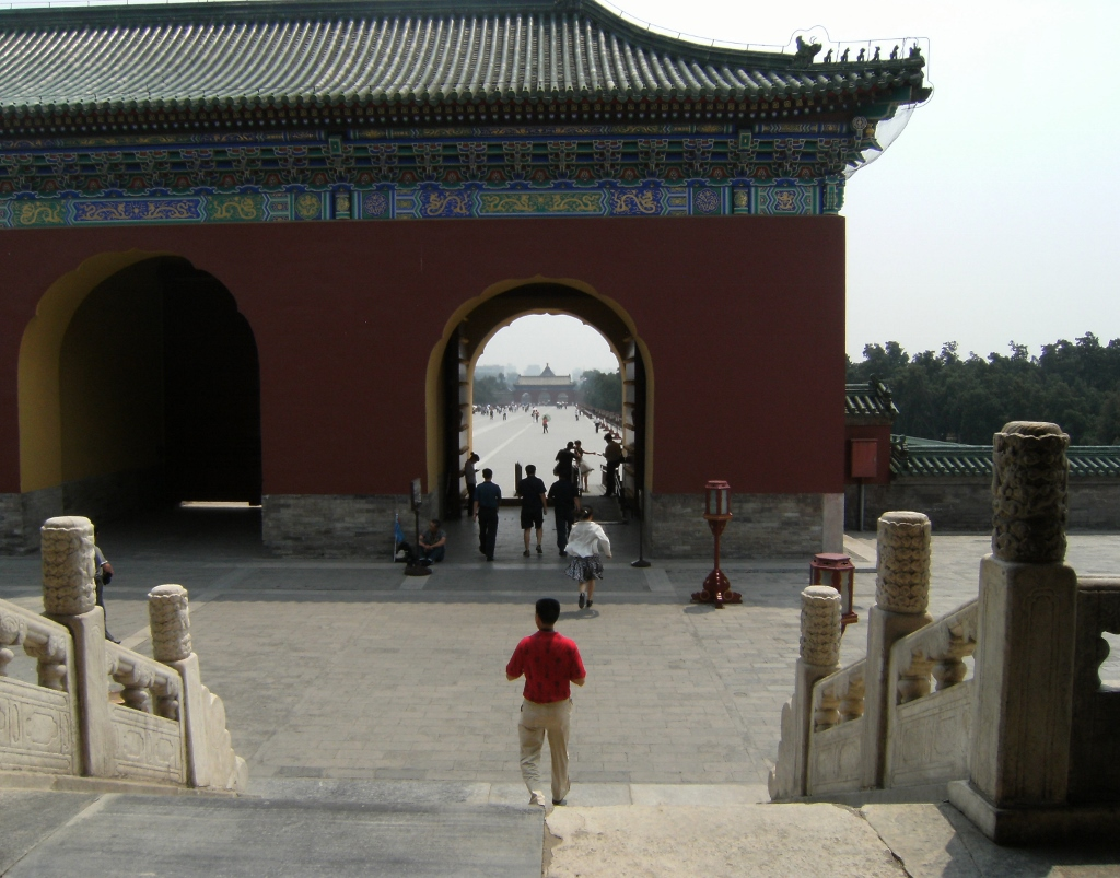 China - Beijing - Temple of Heaven - 5 (1024x803)