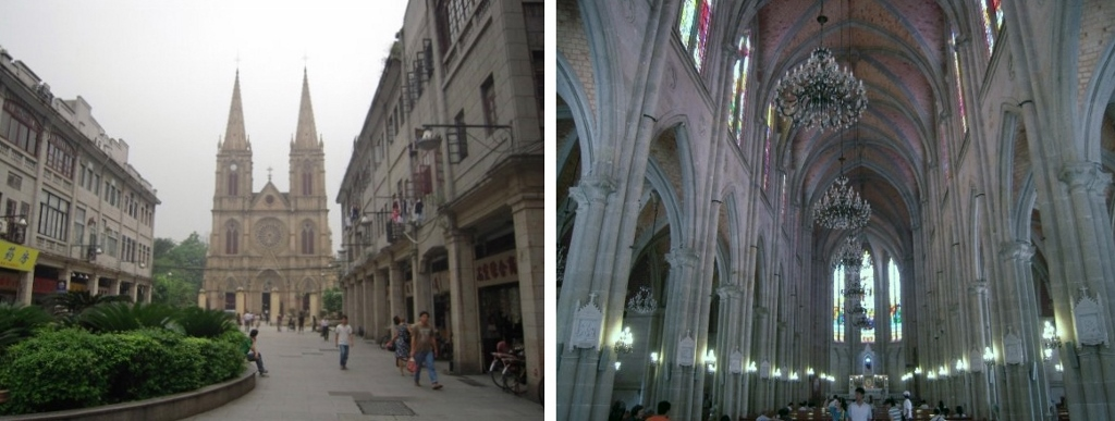 China - Guangzhou - Sacred Heart Cathedral - D1.1 (1024x387)
