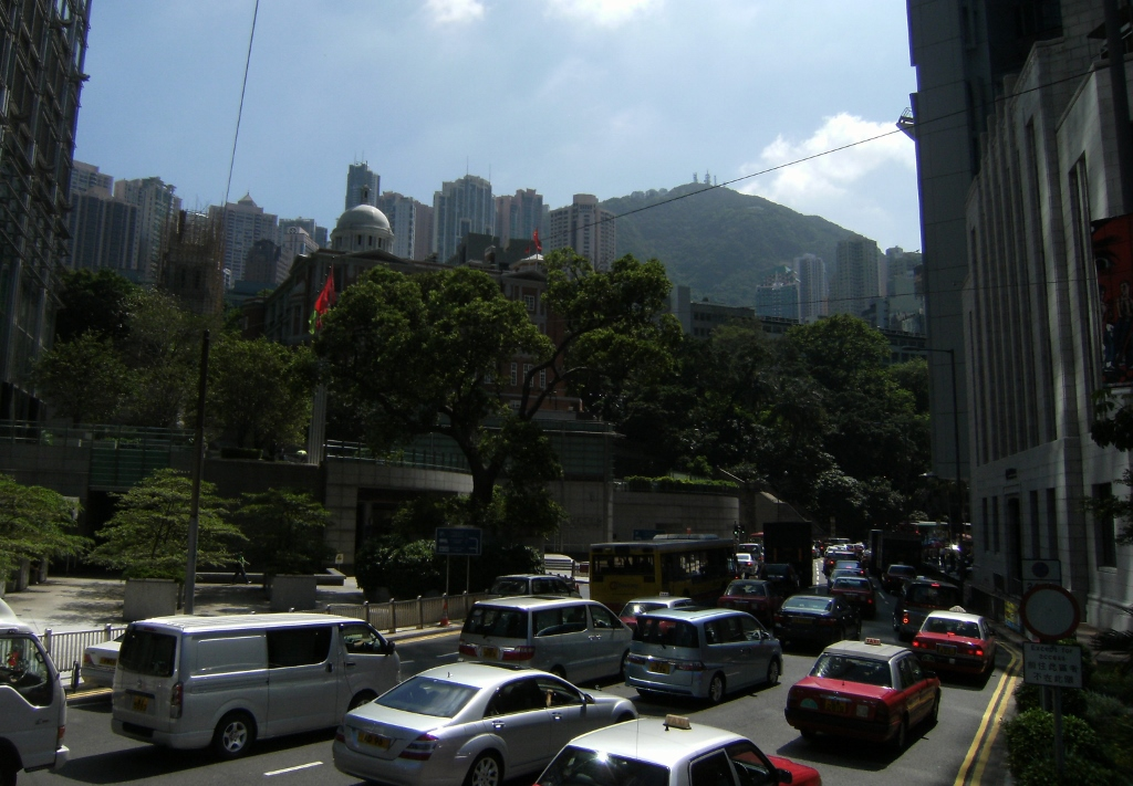 China - Hong Kong - Victoria Peak - 1 (1024x711)