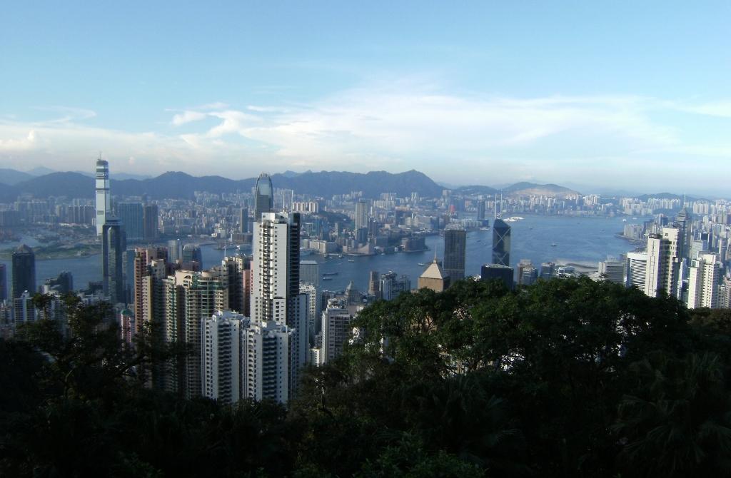 China - Hong Kong - Victoria Peak - 3 (1024x670)