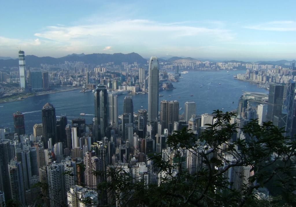 China - Hong Kong - Victoria Peak - 5 (1024x717)