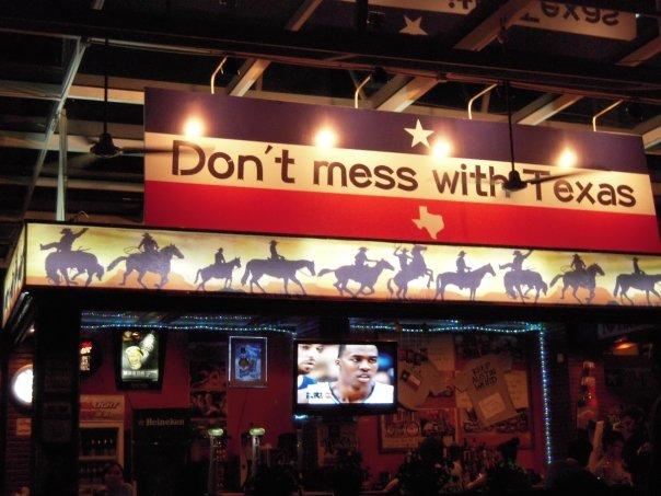 China - Xiamen - Texas Bar