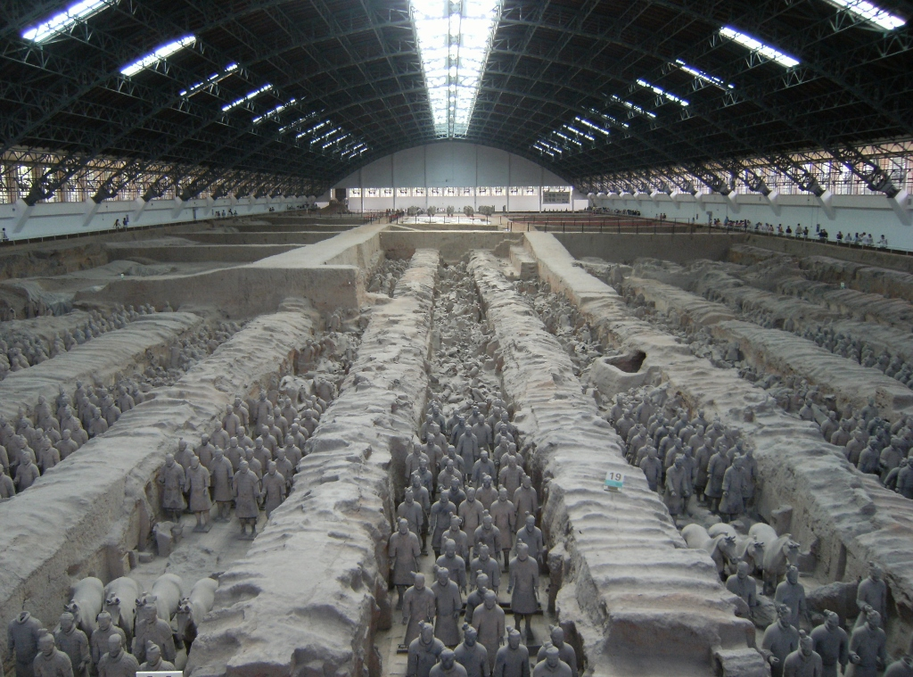China - Xian - Terracotta Warriors - 4 (1024x759)