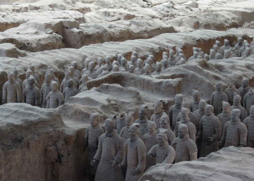 China - Xian - Terracotta Warriors - 5 (1024x729)