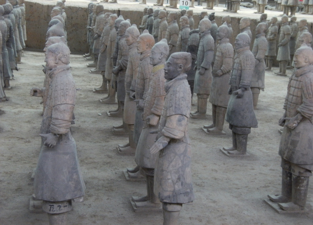 China - Xian - Terracotta Warriors - 6 (1024x737)