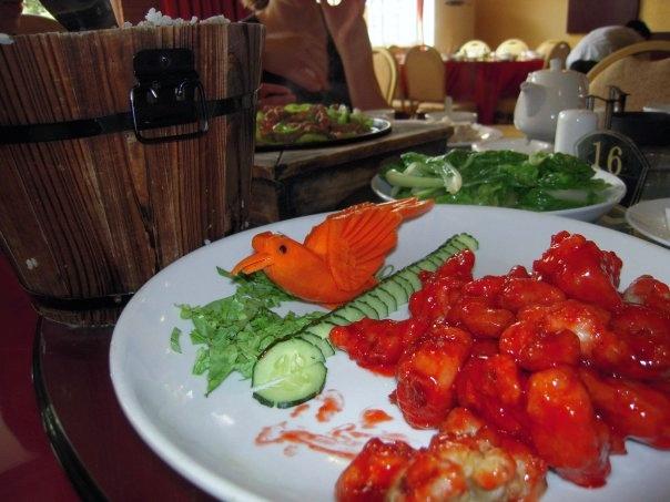 China - Zhengjiajie - Lunch - D